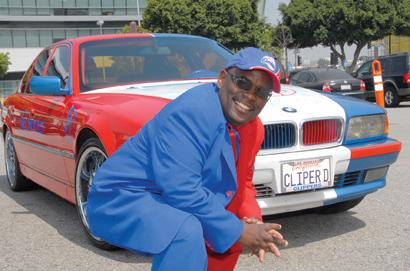 Clipper Darrell Car