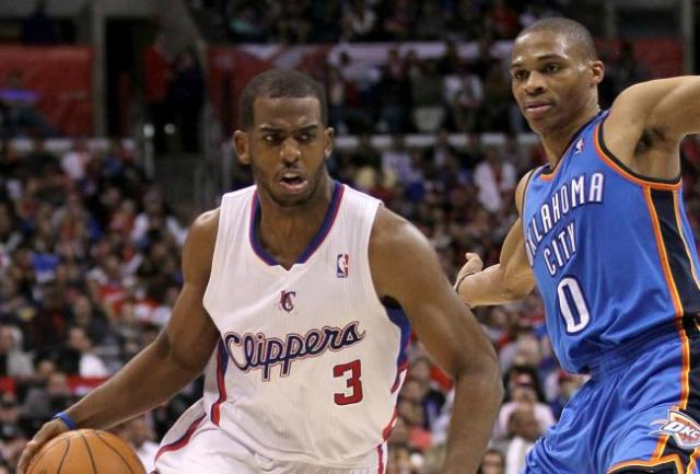 cp3 and r westbrook