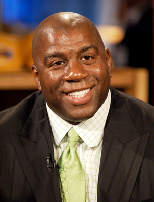 "Earvin ""Magic"" Johnson Launches ""The Fundamentals of Basketball"" DVD"