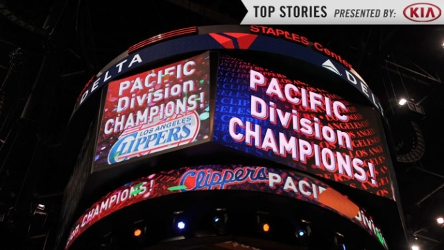 pacific division champs