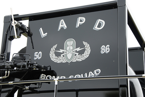 lapd bomb squad