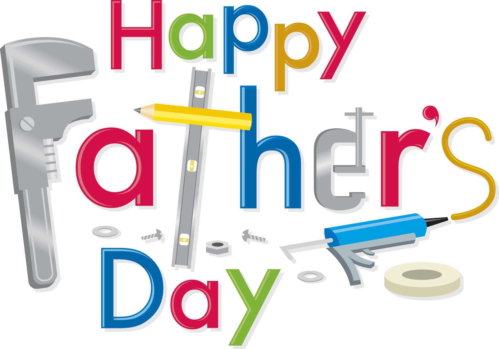 Happy Fathers Day!!! 2 All the Dads | The Official Site of ...