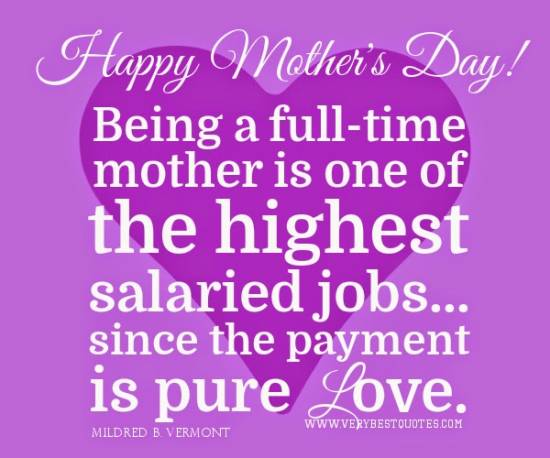Happy Mothers Day 60 The Best Mom In The World The Official Site Interesting A Mothers Love Quotes 2